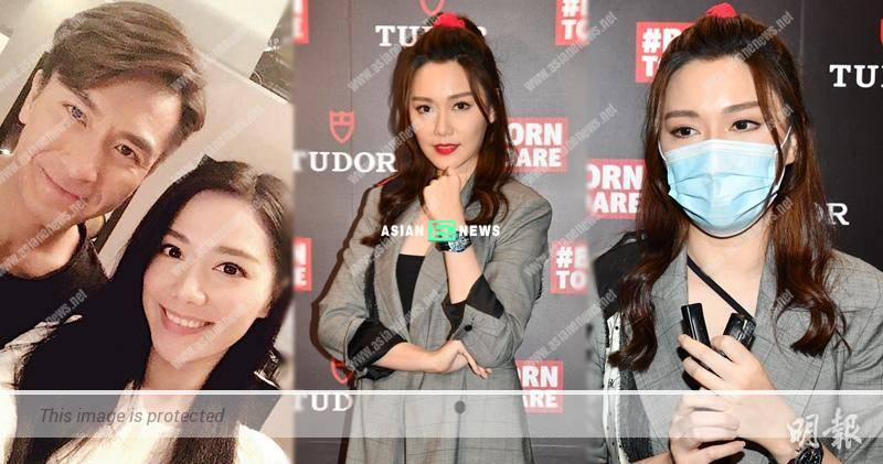 Roxanne Tong shows her natural beauty and continues to look young