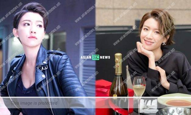 Sisley Choi dismissed about dating married man named Sam