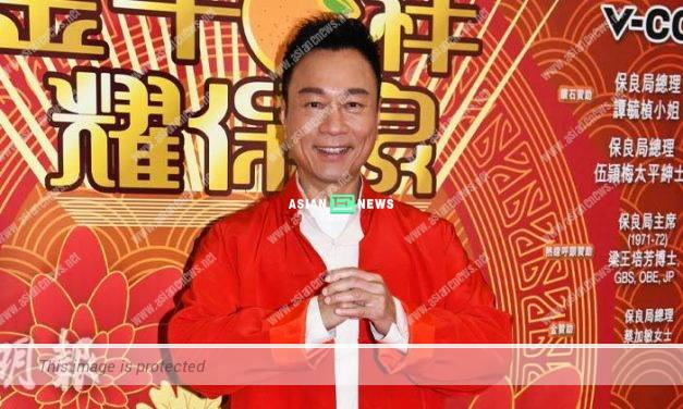 Wayne Lai is waiting to film Rosy Business 4 drama with Sheren Tang
