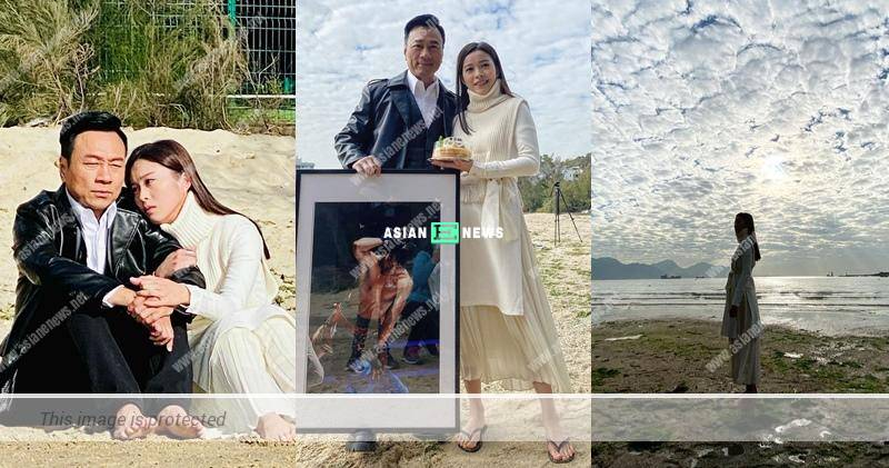 Winki Lai praises Wayne Lai is a calm and elegant man
