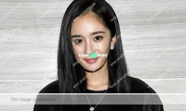 Yang Mi finally changes her profile picture after 10 years later