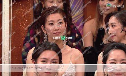 """Yoyo Chen explains her """"black face"""" expression when Vincent Wong thanked her"""