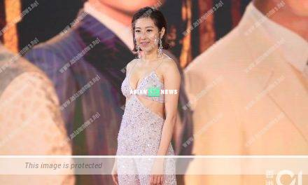 Yoyo Chen pays a heavy price in order to look glamorous