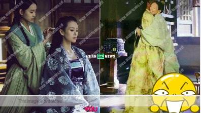 The Rebel Princess drama: Zhang Ziyi wears sports shoes in ancient costume