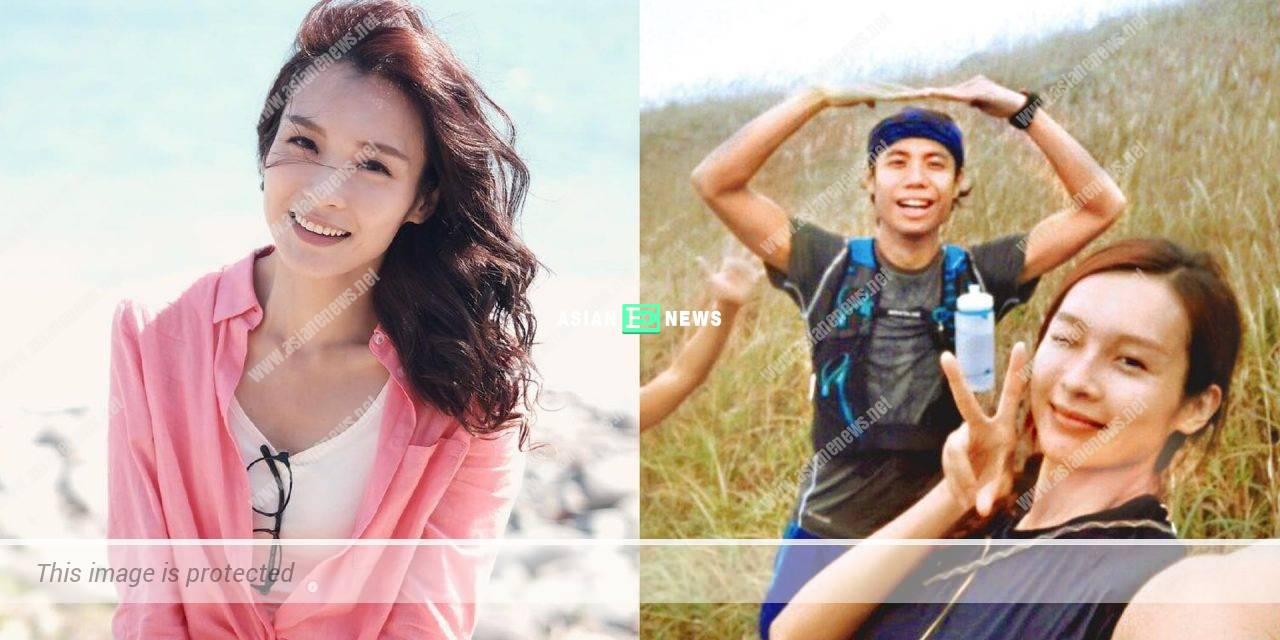 Relationship problems? Ali Lee and her boyfriend seldom spend time together