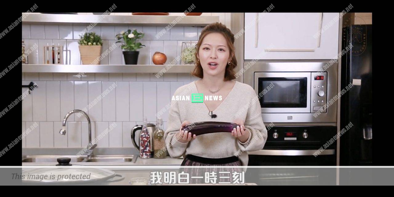 Look unnatural? Crystal Fung's cooking video receives mixed reviews