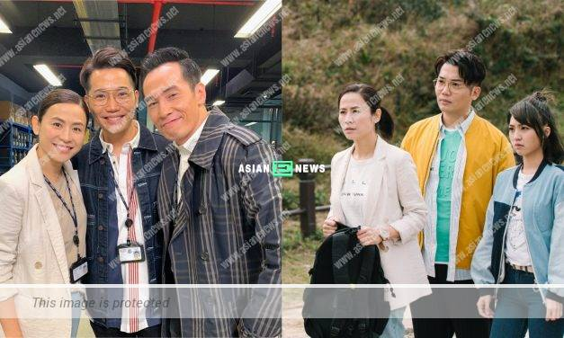 Armed Reaction 2021 drama: Derek Wong feels happy to work with Jessica Hsuan and Moses Chan