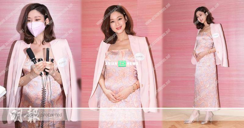 Eliza Sam looks mature in her new hairstyle