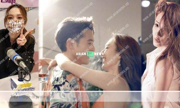 Grace Wong reveals her husband decides the male lead in her MV