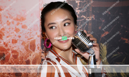Netizens questioned Jeannie Chan about going out during COVID-19