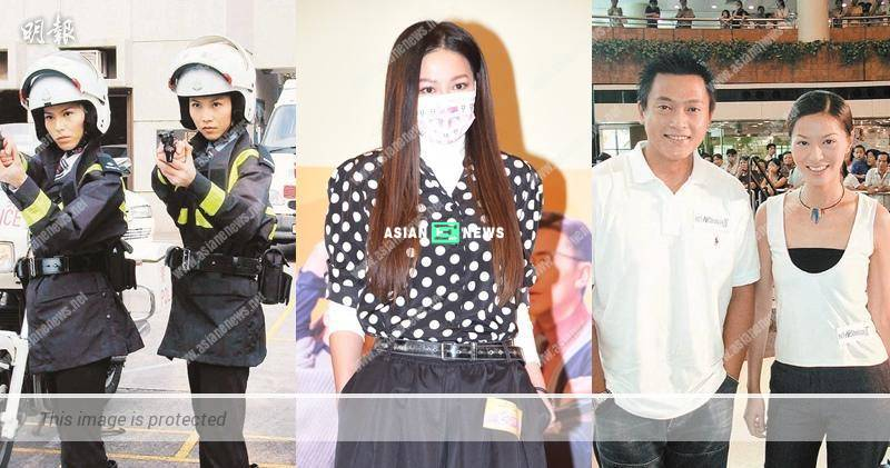 Joyce Tang feels normal to watch an old video about her old love Marco Ngai