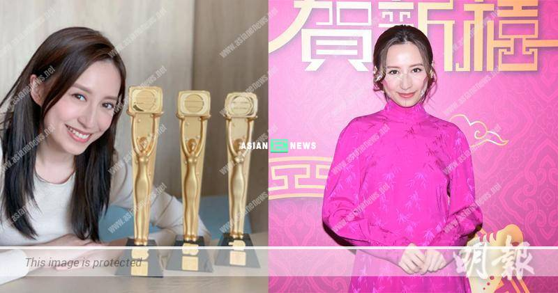 Katy Kung's next goal is to become TV Queen
