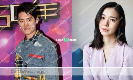Keith Shing treats Louisa Mak as a friend: I might keep a distance from her