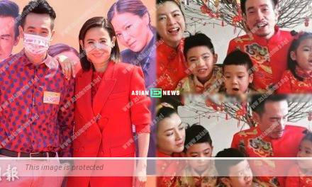 Moses Chan pointed his daughter is overbearing; Jessica Hsuan praises she has her shadow