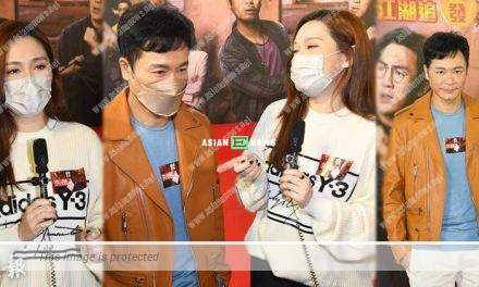 Roxanne Tong dismissed about tying the knot with Kenneth Ma in August