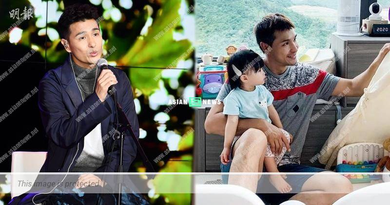Is Phoebe Sin jealous? Ruco Chan dedicates his new song to his precious daughter
