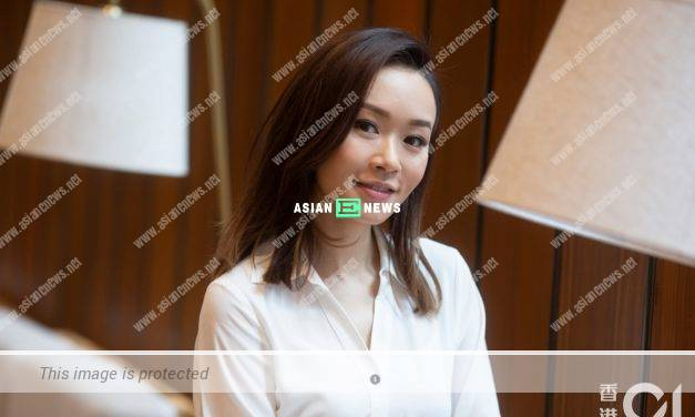 Shirley Yeung resembles Shiga Lin after filtering her photo?