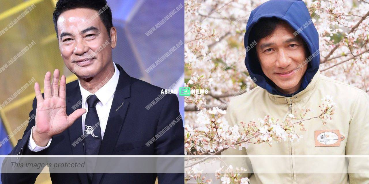Tony Leung participates in a major production in Hong Kong after 3 years later