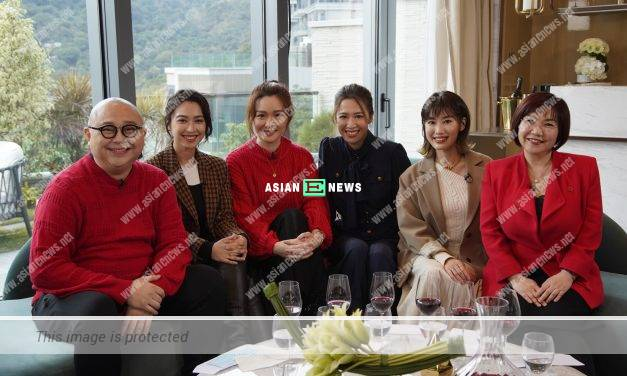 Master's Talk show: Tracy Chu has no suitors in show business for 8 years?