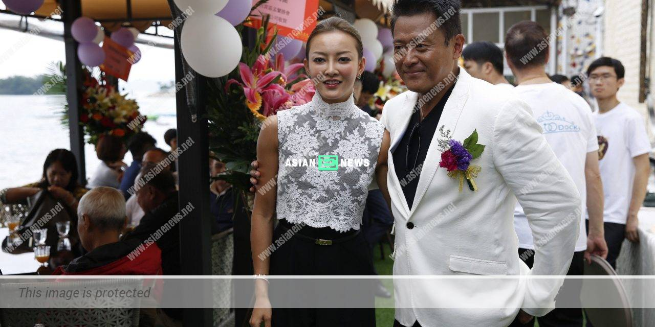 Marco Ngai's ex-wife Zhang Lihua becomes a financial consultant