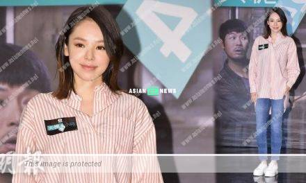 Zoie Tam loses weight quickly because of breastfeeding?