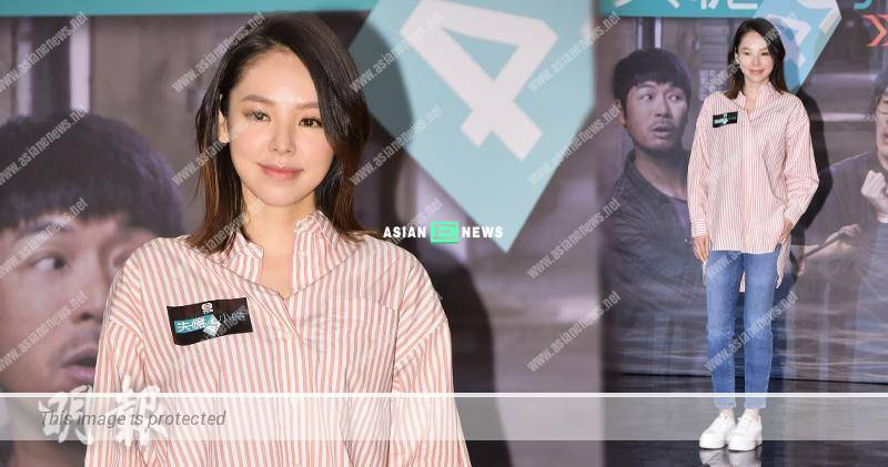 Zoie Tam dares not wear tight fit clothes after giving birth