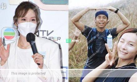 Ali Lee announces she is currently single; She treats Danny Chan as a friend only?