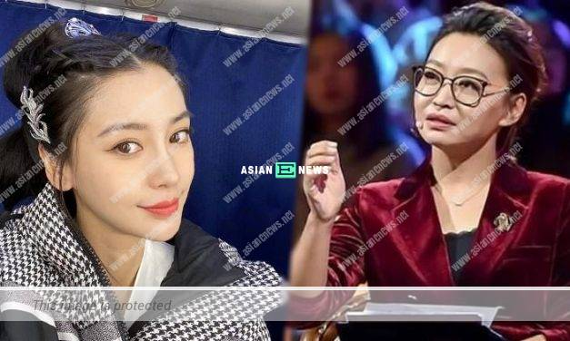 Angelababy's acting skills shows no improvements? Liu Tianchi explains it depends on the ability