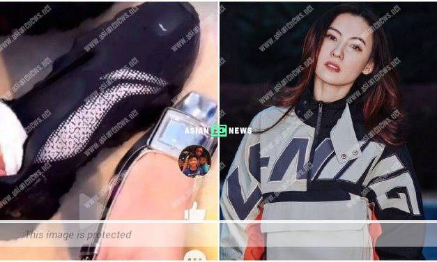 Cecilia Cheung is pointed to become the spokesperson of a Chinese sports equipment company?
