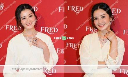 Charlene Choi has slow metabolism because of her age