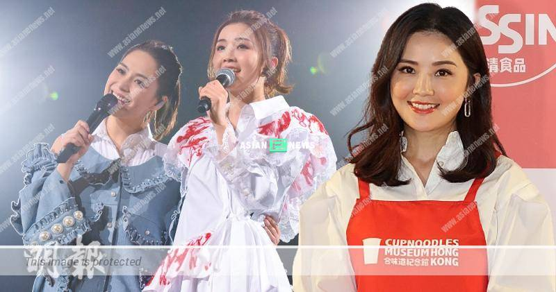 Charlene Choi discloses Twins will be holding the concert in May 2022