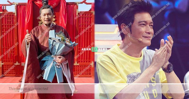 TV King Gallen Lo's prime time is over? He looks pitiful when singing on the stage