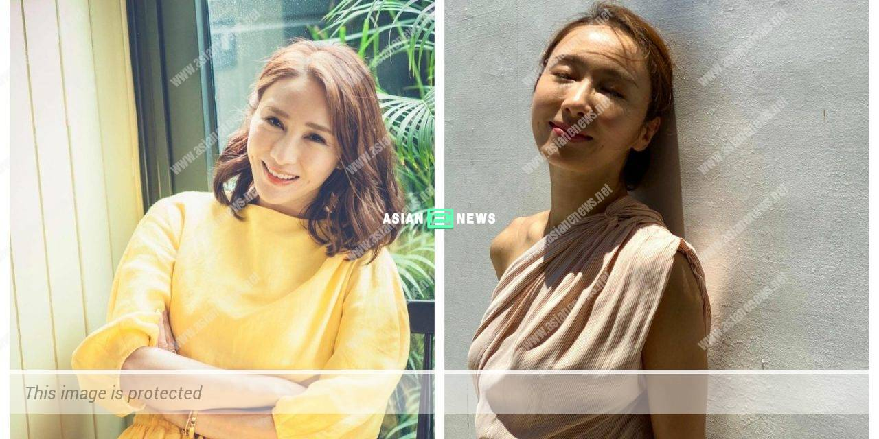 Gigi Lai's new image won compliments from the netizens