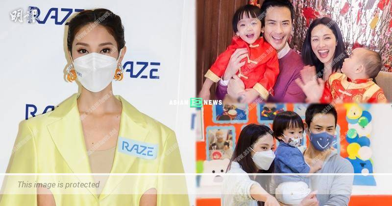 Grace Chan is worried about her position at home if having a baby boy again