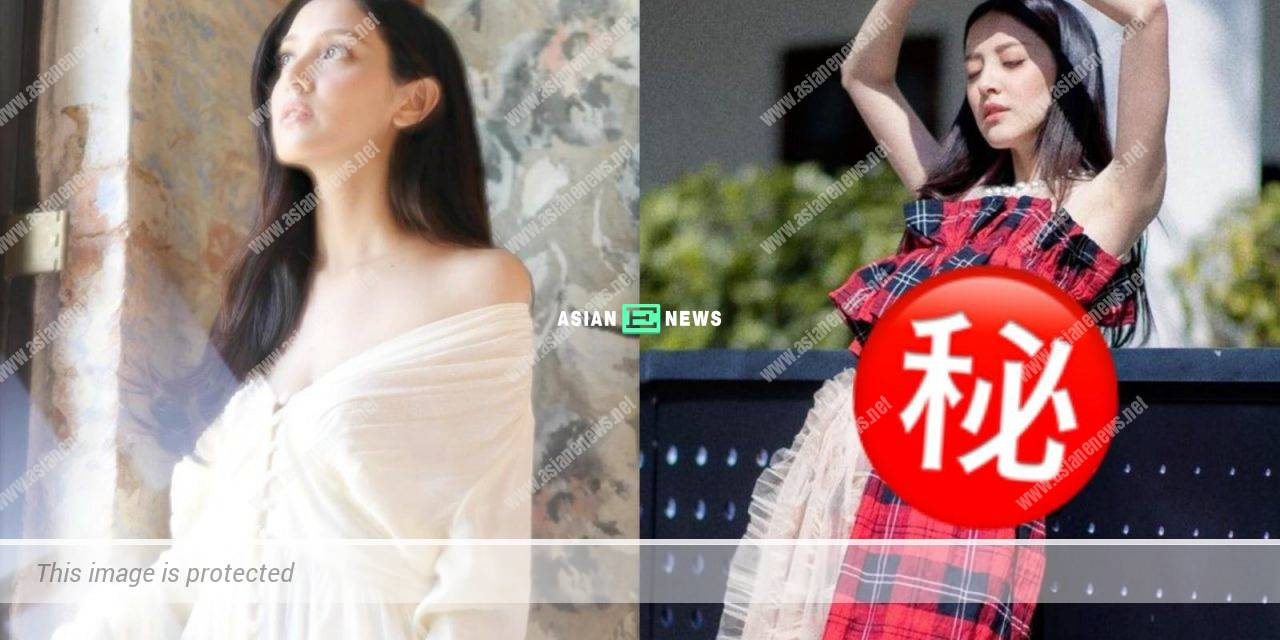 Grace Chan has a tiny waist around 20 inches?