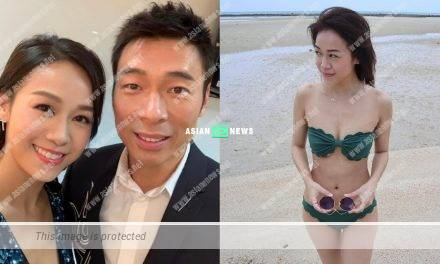 Andy Hui is making an on-screen comeback; Jacqueline Wong decides to stay with TVB?