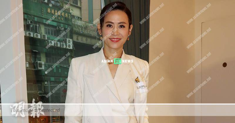 Jessica Hsuan chooses to spend time with her dog in Hong Kong