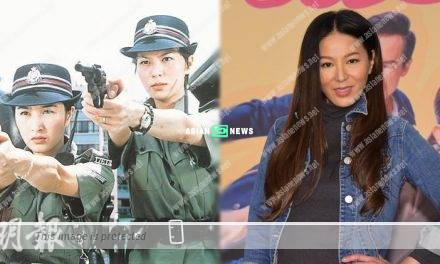 Armed Reaction 6 drama? Joyce Tang wishes to play a retired cop