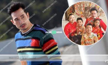 """Moses Chan feels lucky to marry Aimee Chan: She is my """"angel"""""""