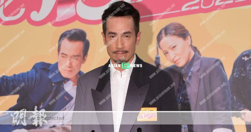 Moses Chan films drama in Shenzhen; He cannot see his kids for 2 months
