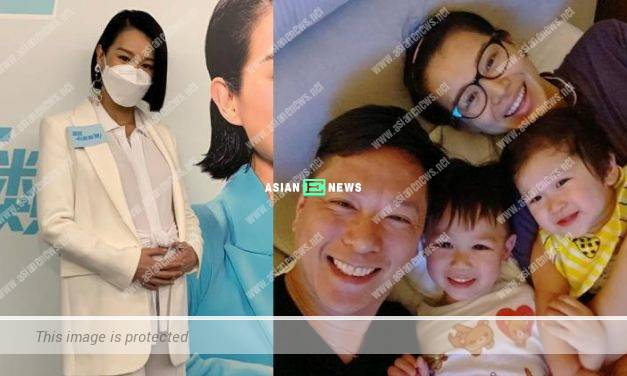 Myolie Wu wishes for a safe and healthy 2021