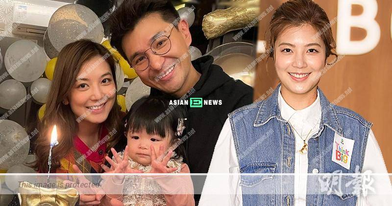 Ruco Chan's wife Phoebe Sin wishes to have another baby