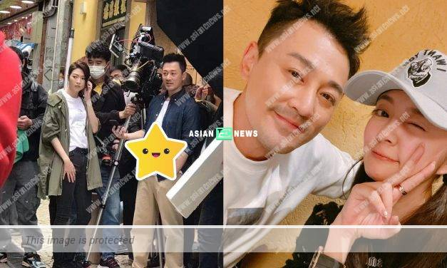 Raymond Lam gains weight during the shooting at Macau