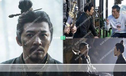 Back to the Past film: Louise Koo and Raymond Lam have an intense tension