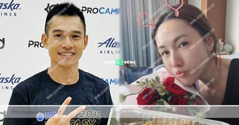 Selena Lee's fiance Anson Cha is a famous personal trainer