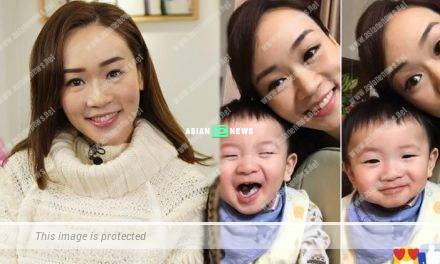 Shirley Yeung feels it is funny when the public pointed she has a virtual husband