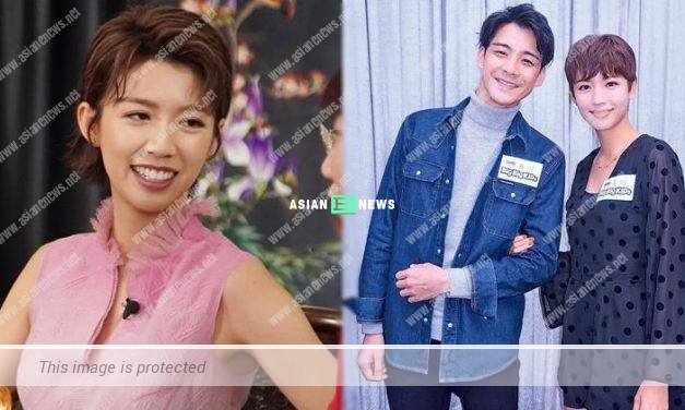 Sisley Choi emphasises she will not fall in love with her filming partner