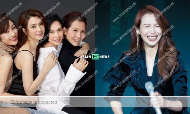 Ada Choi and her group participate in a reality show