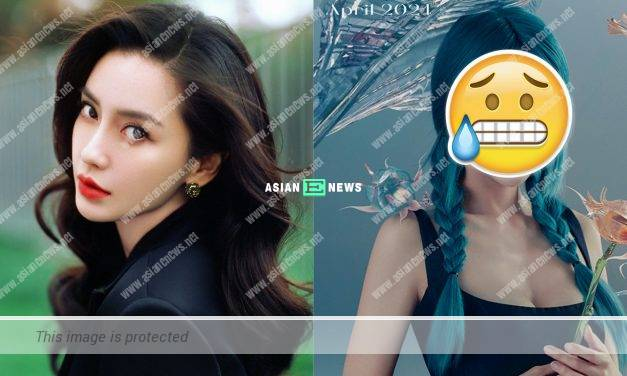 Angelababy transforms into a mermaid and fails to impress the netizens