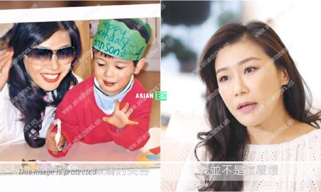 """Angie Cheong decides to adopt Hanson after hearing the word """"mummy"""""""